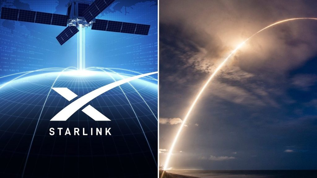 Happy development for Starlink from SpaceX