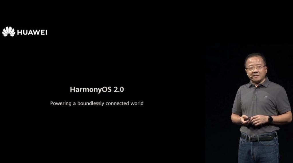HarmonyOS 2.0 introduced Here are the features