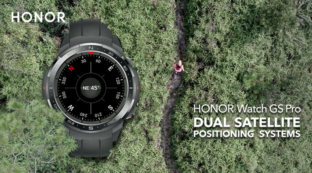 Honor introduces new watches Watch GS Pro and ES