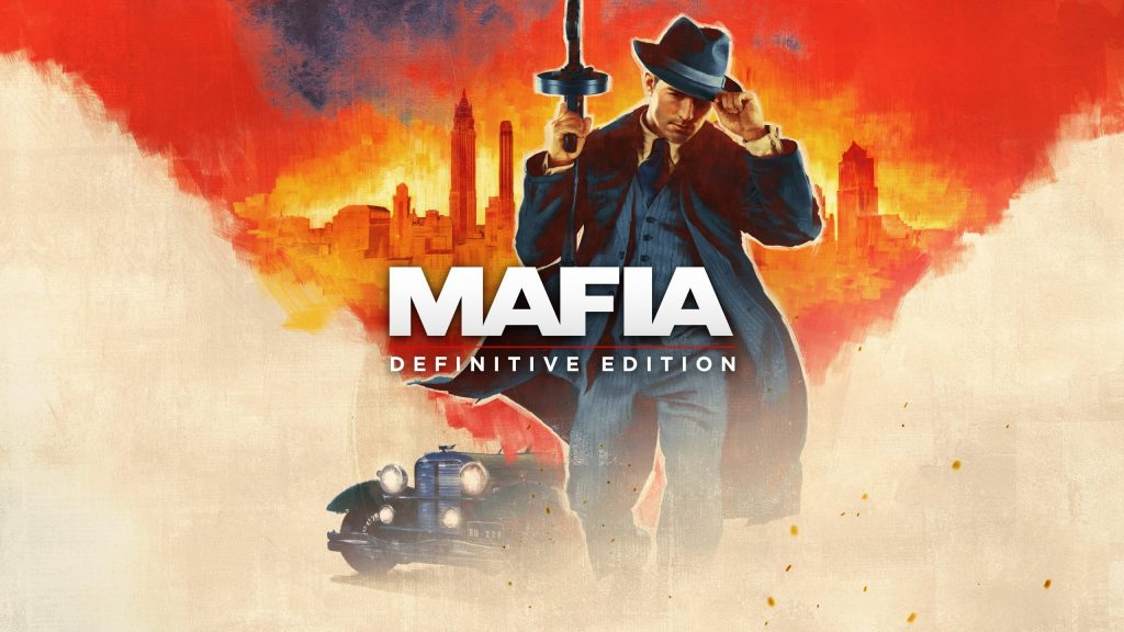 Mafia Definitive Edition is out scaled