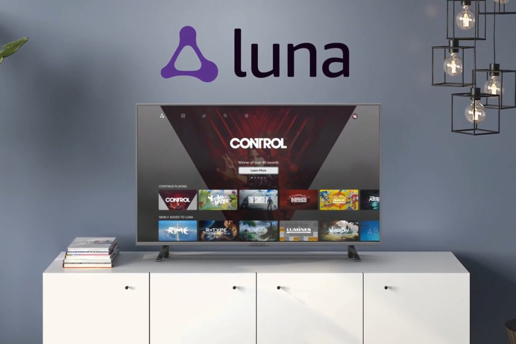 New cloud gaming service from Amazon Meet Luna