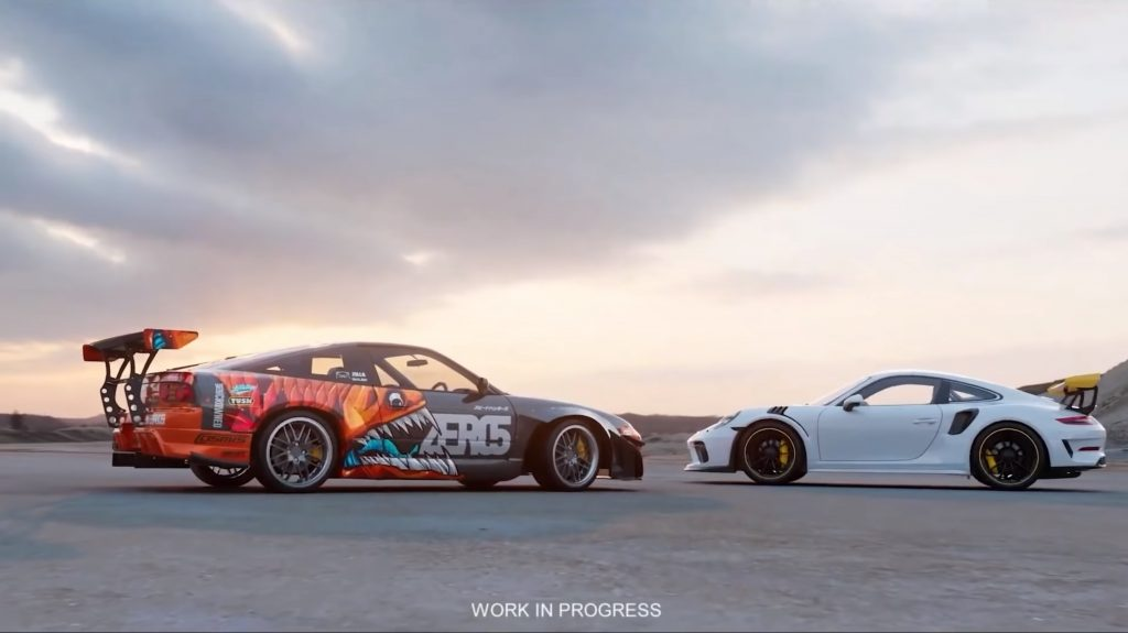 New information for the new Need for Speed game