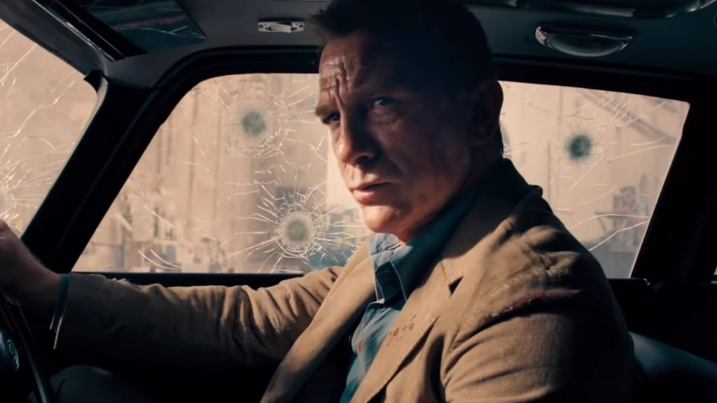 New trailer for Daniel Craigs latest James Bond movie No Time To Die