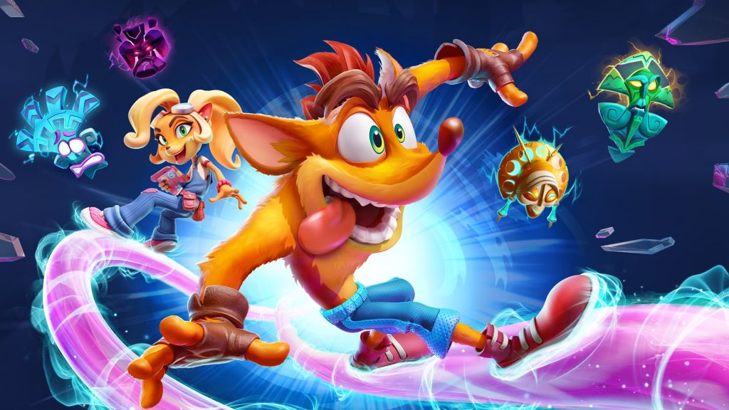 PS legend Crash Bandicoot 4 is now available for pre order
