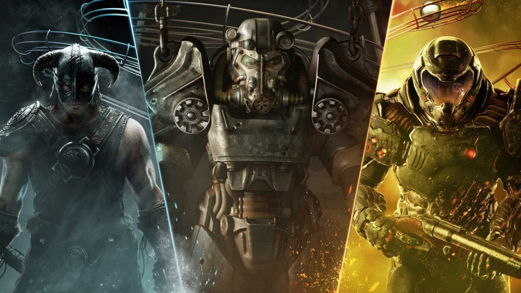 Phil Spencer Will new Bethesda games come to PlayStation answered the question