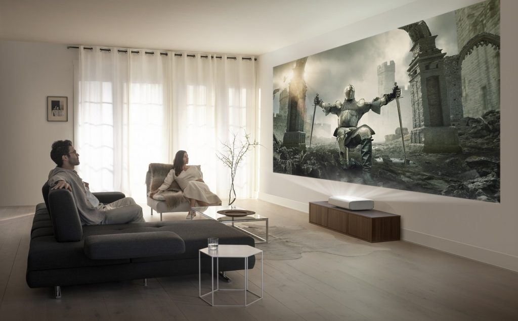 Samsung unveils new projector The Premiere 1