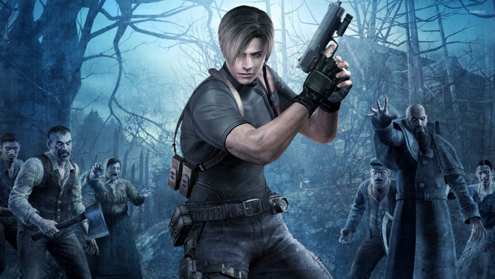 The Resident Evil series is coming to