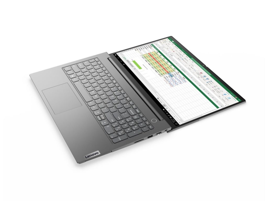 ThinkBook 15 Gen 2 with wireless headphones introduced 1