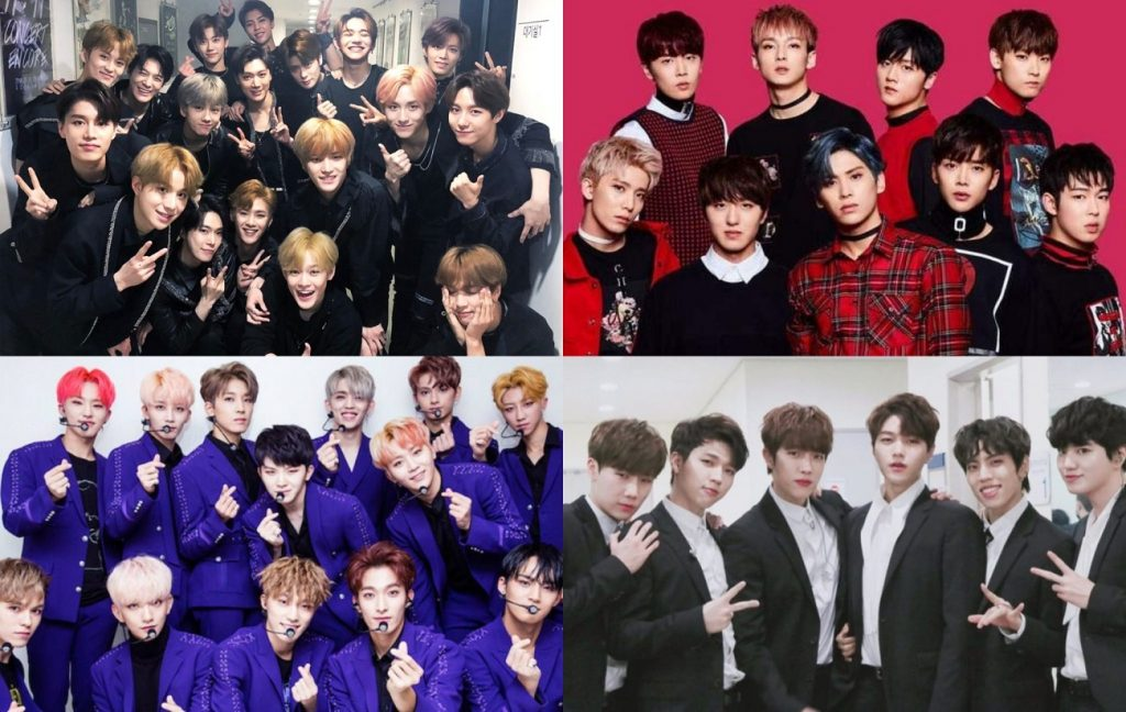 Twitter revealed the best of K Pop Here are the best