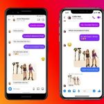 What the saying goes Messenger and Instagram merged