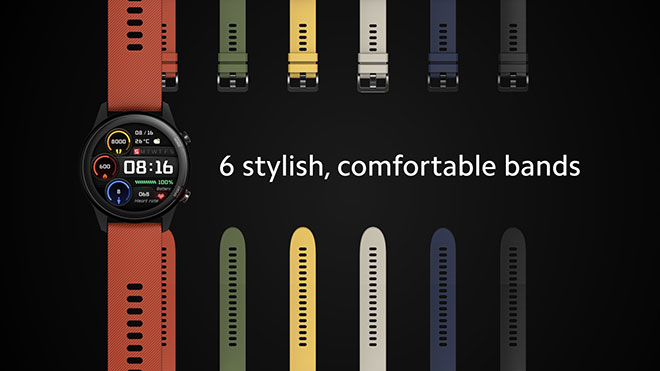 Xiaomi Mi Watch and 65W GaN fast charger introduced 1