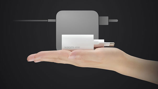 Xiaomi Mi Watch and 65W GaN fast charger introduced 2