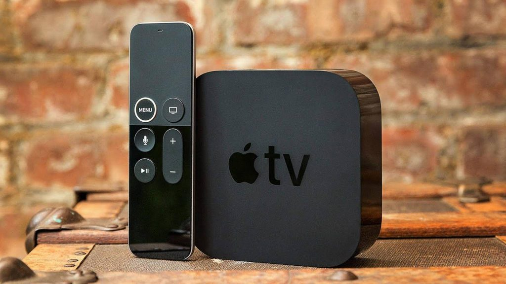 Console competition can begin with the new Apple TV model