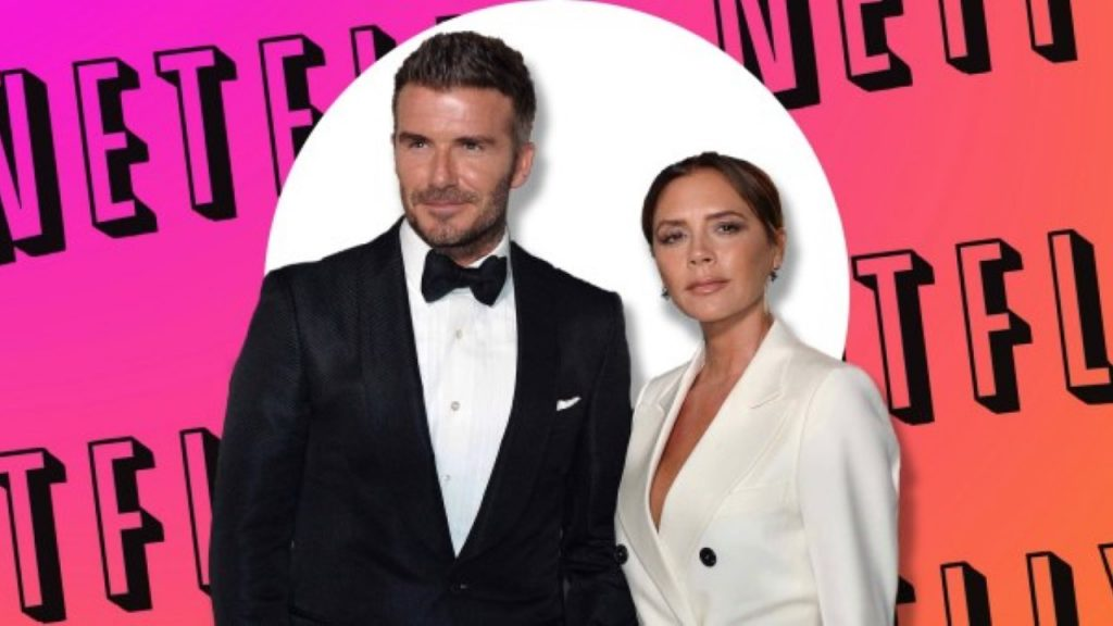 David Beckham signs with Netflix for documentary