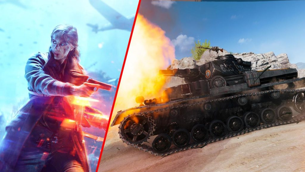 Free content is distributed for Battlefield V
