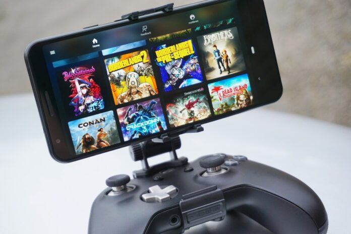 Game revenues increased although Xbox One sales fell
