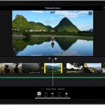 HDR support for iMovie application