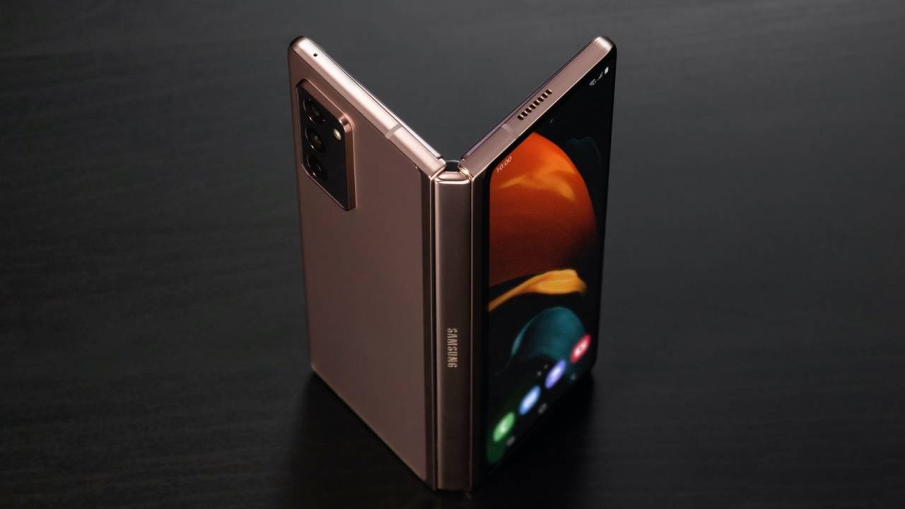 How will Galaxy Z Fold 3 be Here are the first predictions