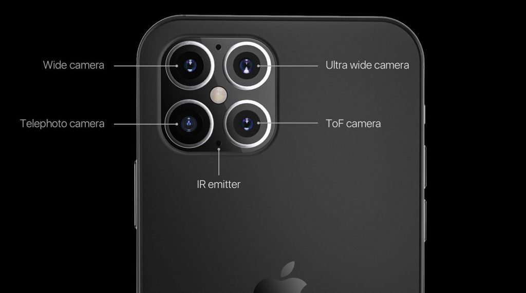 How will iPhone 12 Pro Max features 2