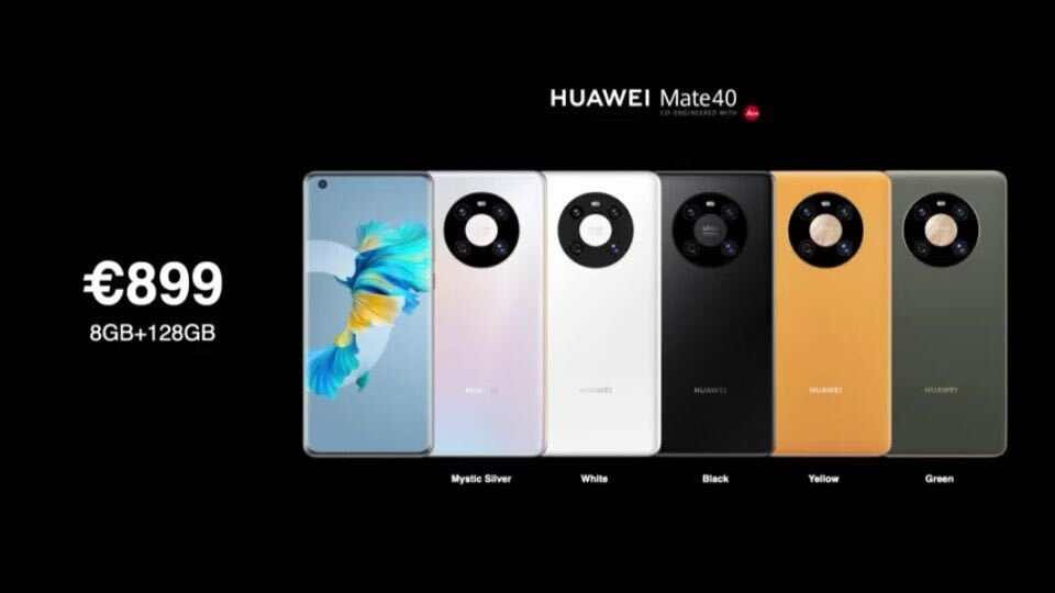 Huawei Mate 40 introduced Here are the features and price 2