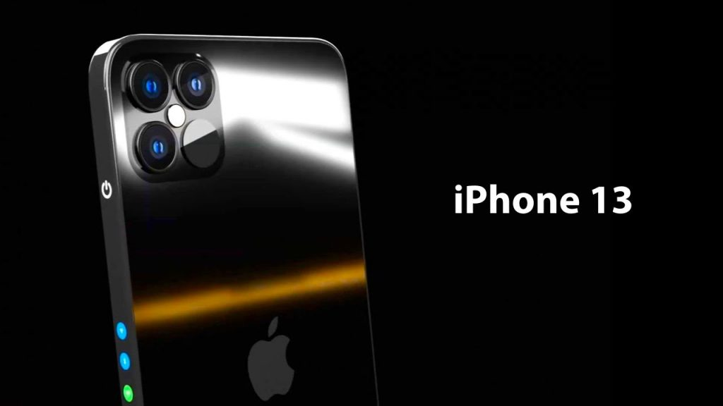 Information for iPhone 13 started to emerge