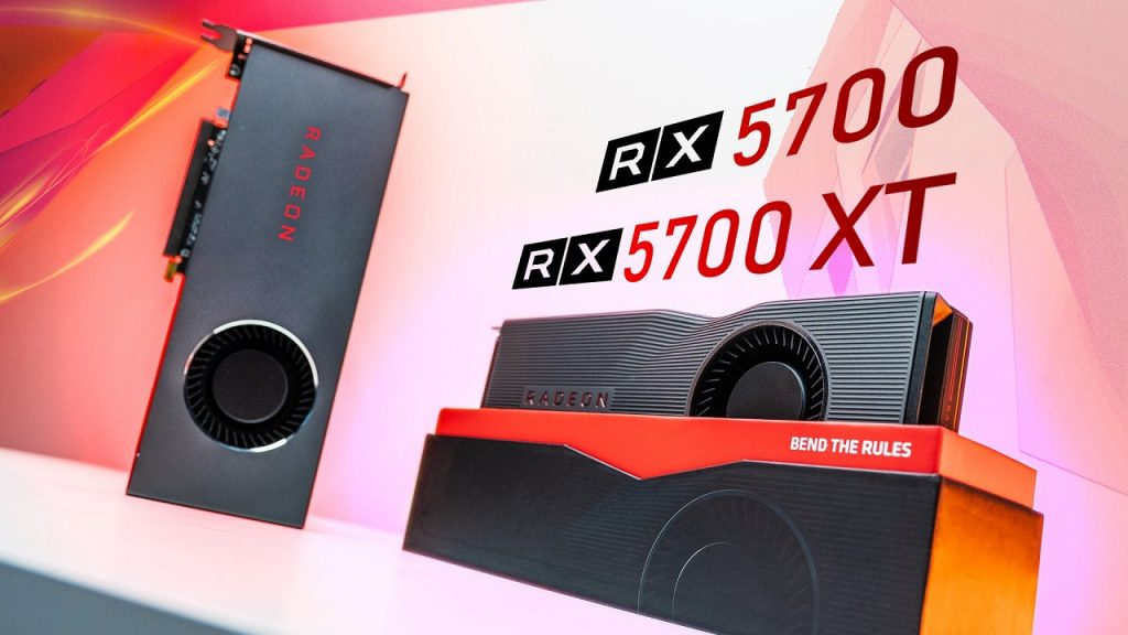 It seems the end of the road for the AMD Radeon RX 5700 series