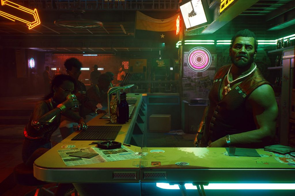 It-turns-out-why-Cyberpunk-2077-was-delayed-1 - Is The Message