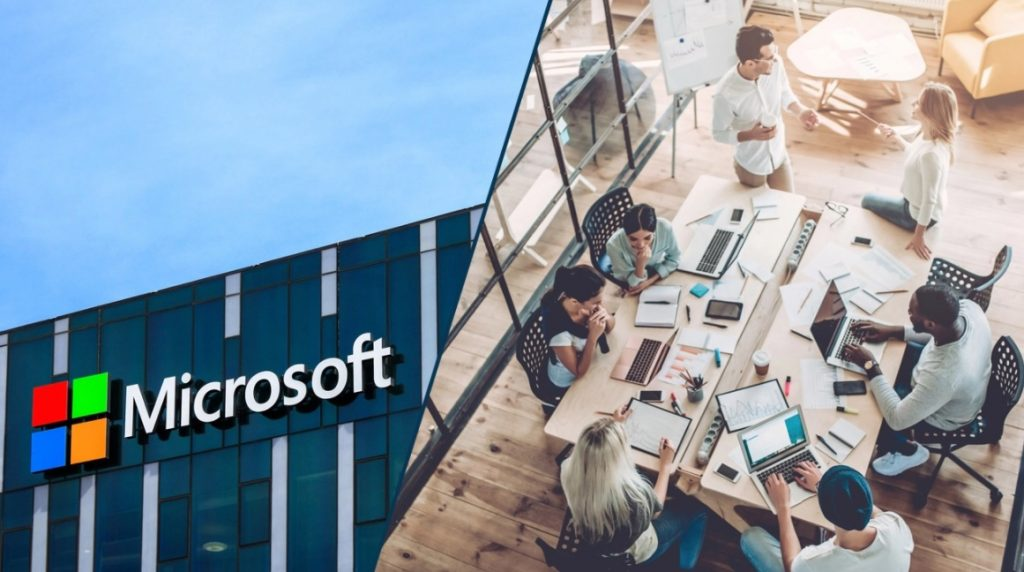 Microsoft is with its employees against Covid 19