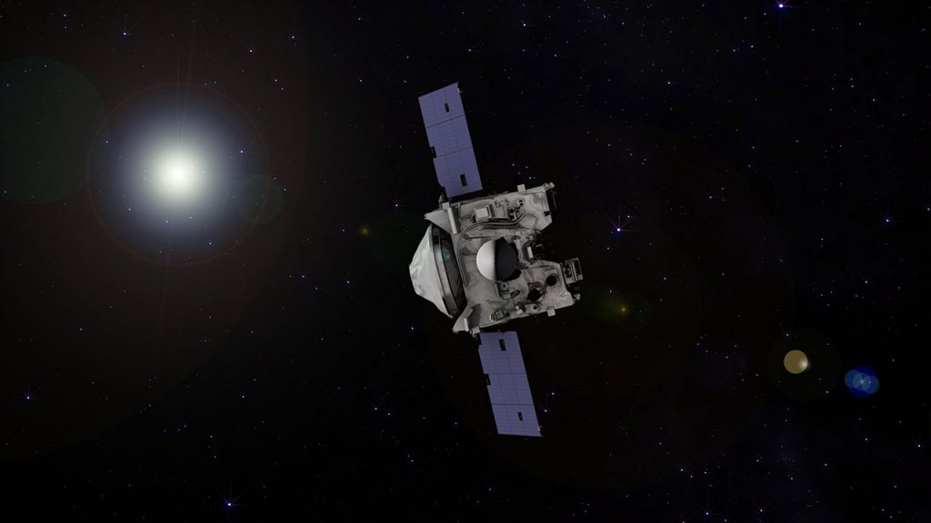 NASAs robot is about to land on the Bennu asteroid