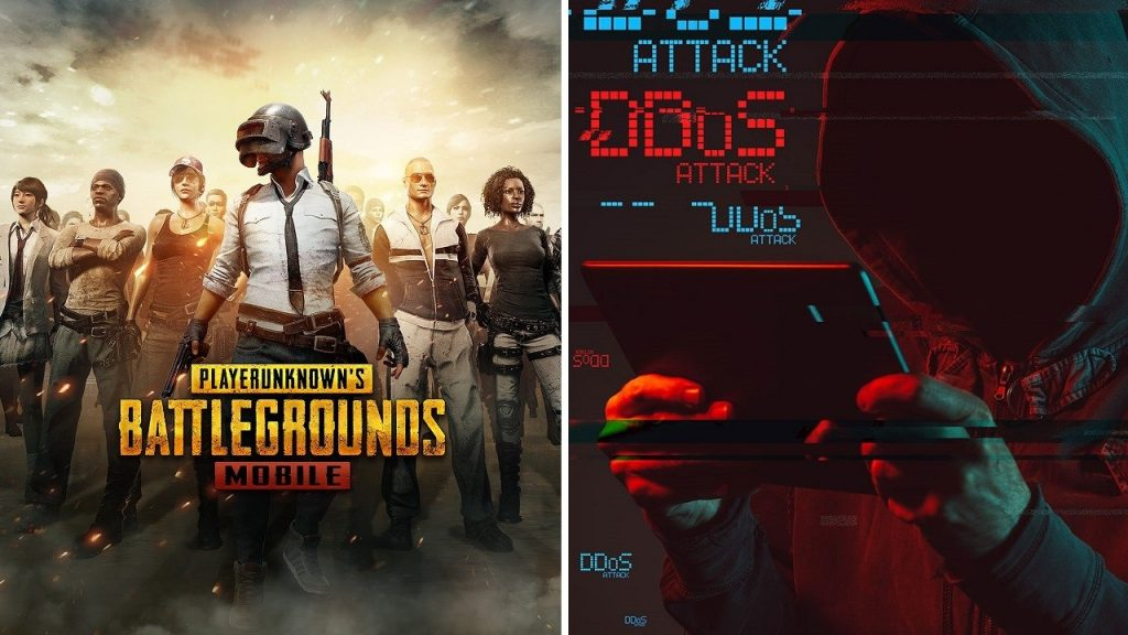 PUBG Mobile is on the agenda with DDoS attacks