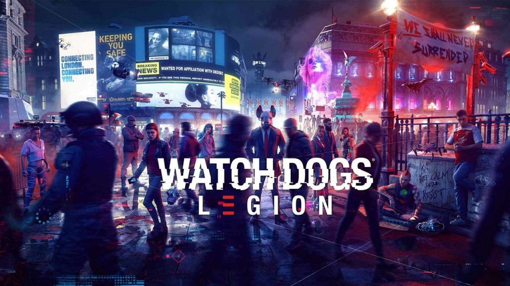 Sad news from Watch Dogs Legion for PS5 and