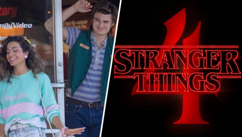 Set photos from Stranger Things season 4 leaked