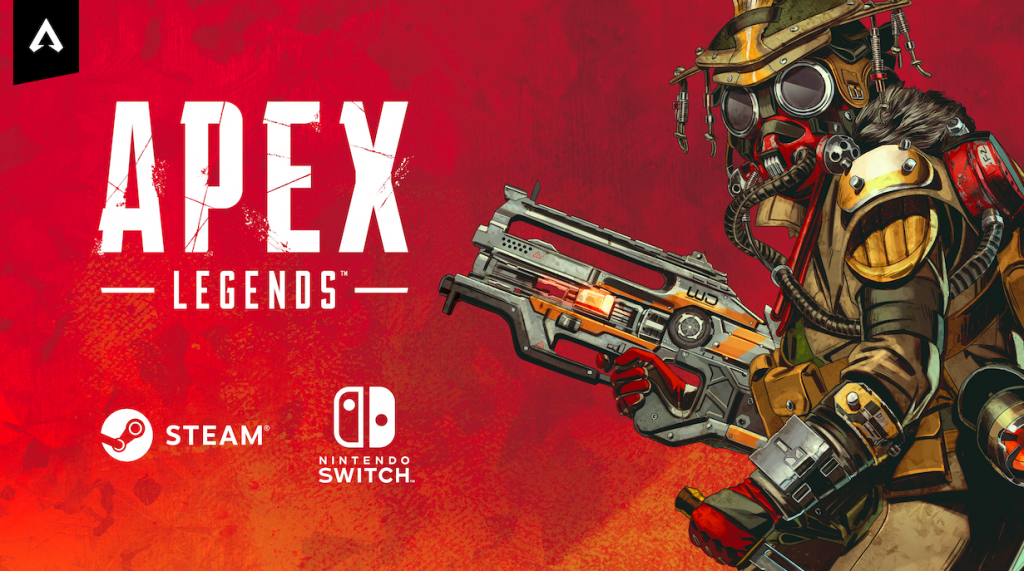 The date when Apex Legends will come to Steam has been announced