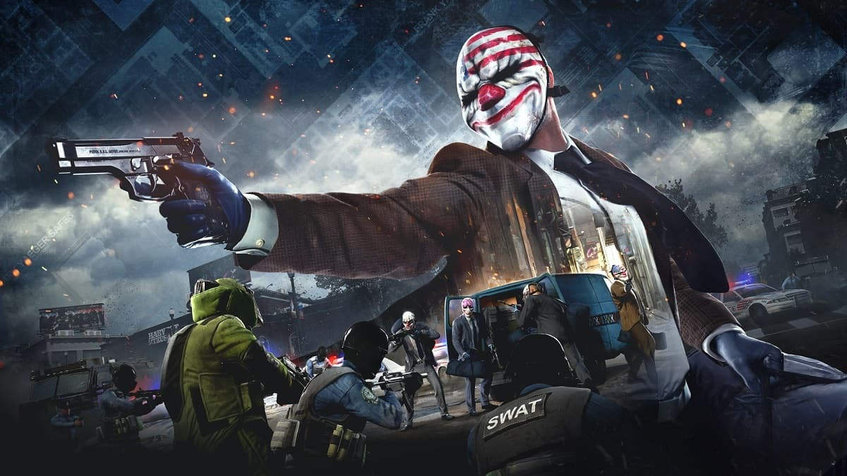 The first visual from Payday 3 has been published Here is the first information
