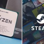 The processor preference of Steam users is changing
