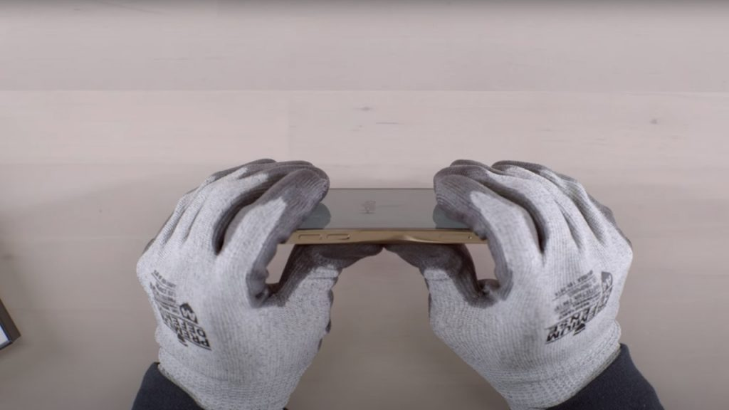 The results are amazing Here is the iPhone 12 bending test