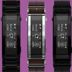 The smart bracelet Sony Wena 3 is launched