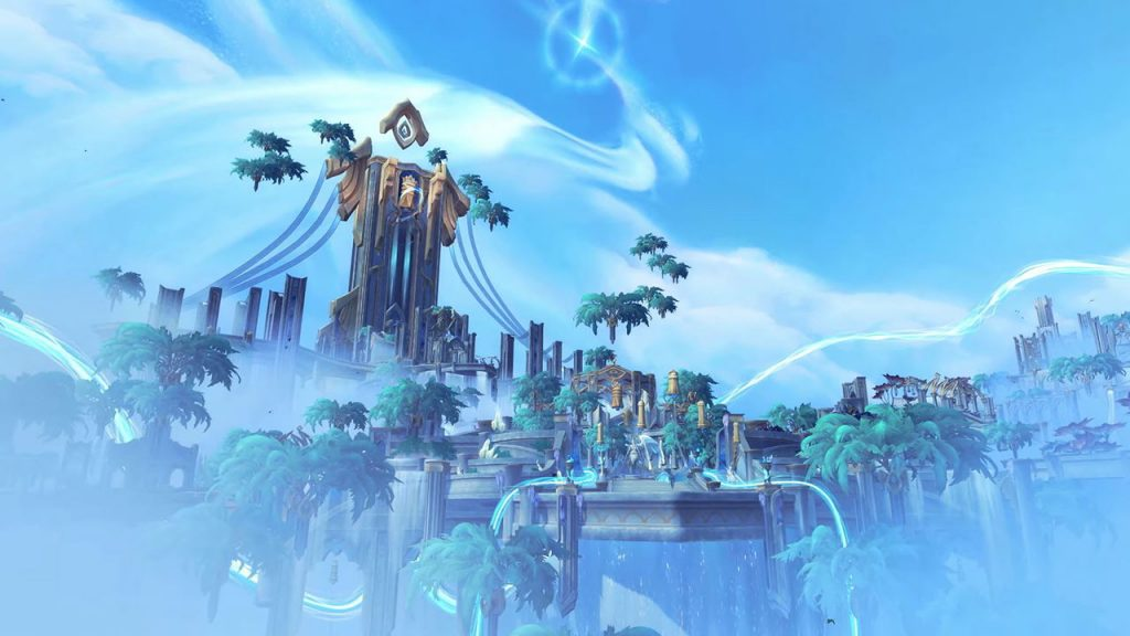 World of Warcraft Shadowlands postponed to the end of the year