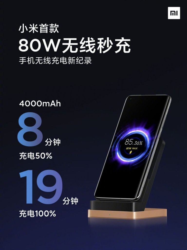 Worlds fastest wireless charging technology from Xiaomi 1