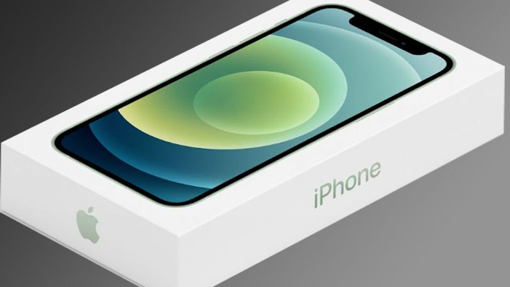 iPhone 12 box contents will be different in France