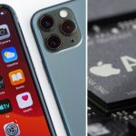 iPhone 12s A14 Bionic processor is in the performance test