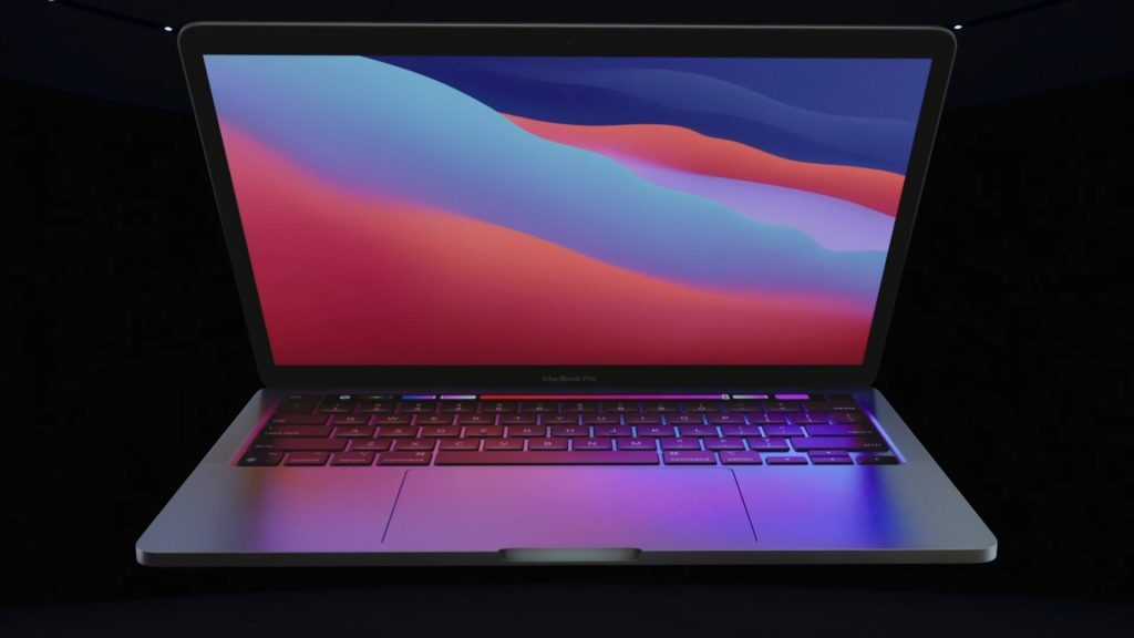 13 inch MacBook Pro with Apple M1 processor introduced