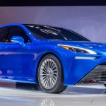 2021 Toyota Mirai introduced in the US on sale in December