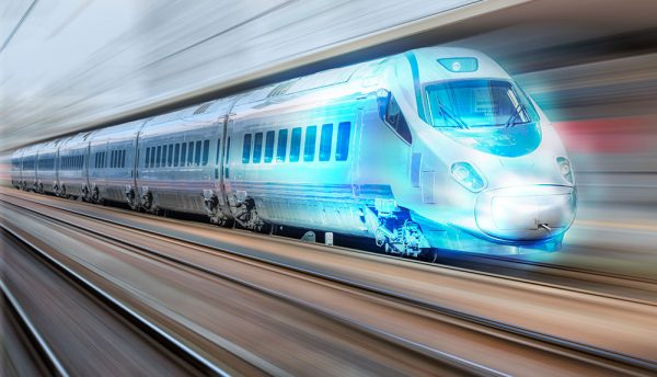A High Speed Train Concept Developed in South Korea 1