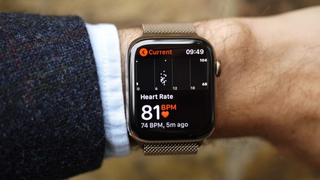 Apple Watch saved owners life