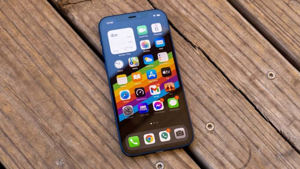 Apple intervention to iPhone 12 models 1