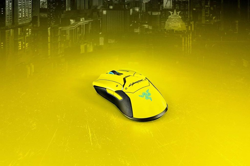 As the Cyberpunk 2077 wait continues Razer signed mouse 2