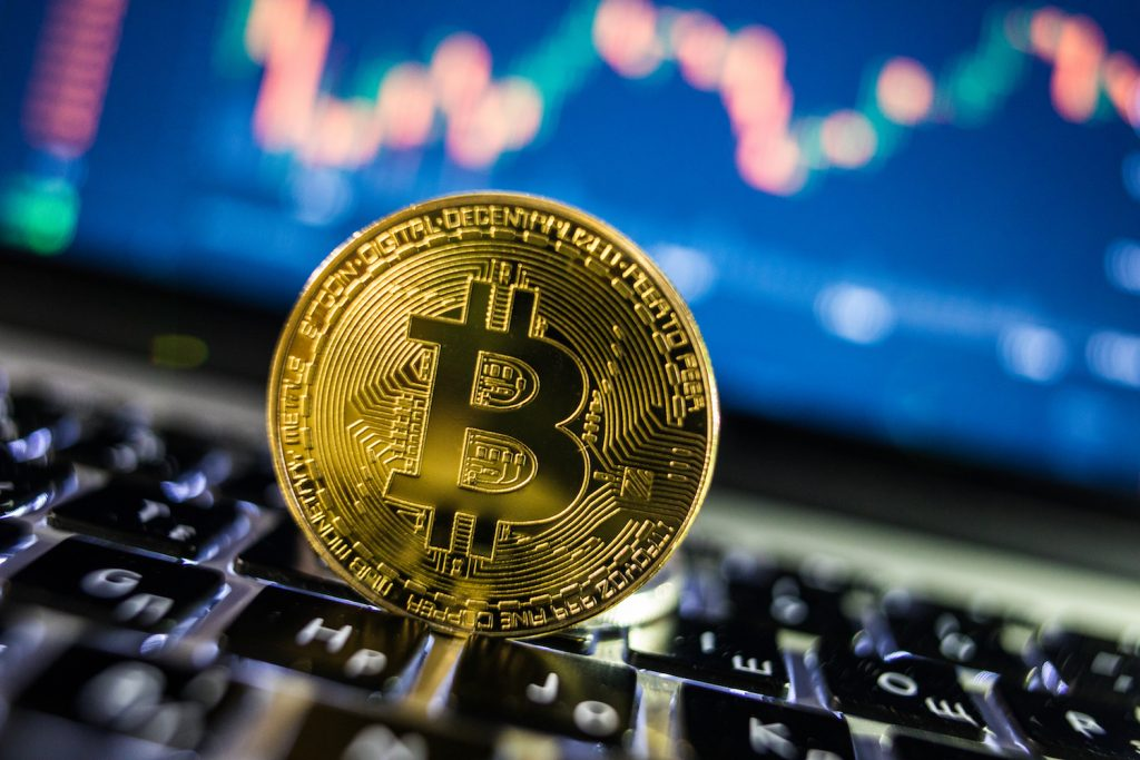 Bitcoin has doubled in value this year