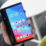 Can Oppo have a foldable phone Detail