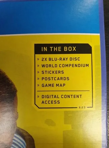 Content of the boxed version of Cyberpunk 2077 has been revealed 2